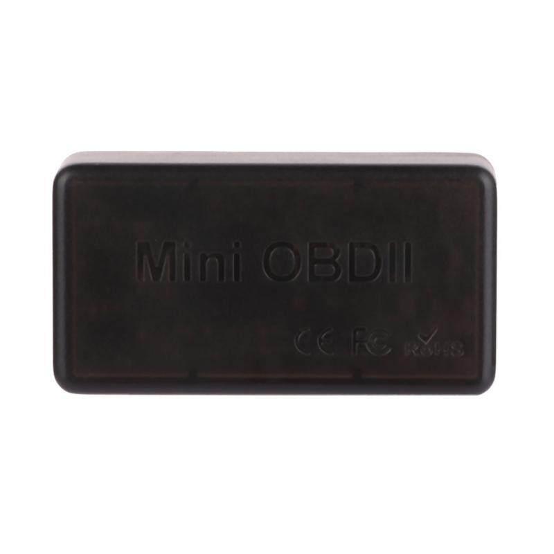 V06H4-1 Elm 327 Bluetooth OBD2 Pemindai Otomatis Mini ELM327 OBD 2 Bluetooth 4.0 Adaptor Diagnostik Mobil Alat untuk iPhone /Android Spesifikasi: v06H4-1