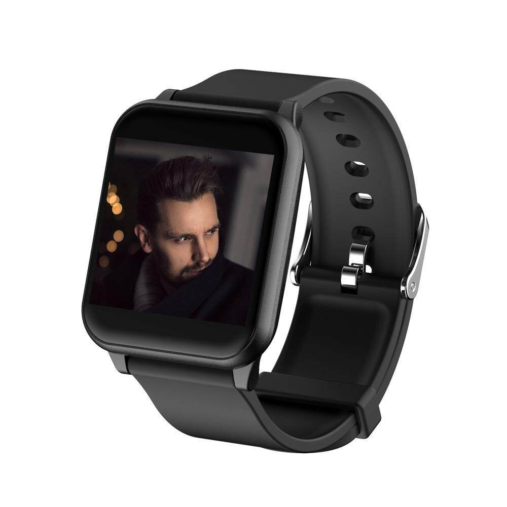 Rodeal Multifunction Fashion Smart Watches, Waterproof Large Touch Screen Fitness Tracker Pedometer Wrist Watch Wit GPS Tracking, Remote Camera For IOS, Android Smart Phone   สายรัดข้อมือเพื่อสุขภาพ อุปกรณ์ไอทีสวมใส่