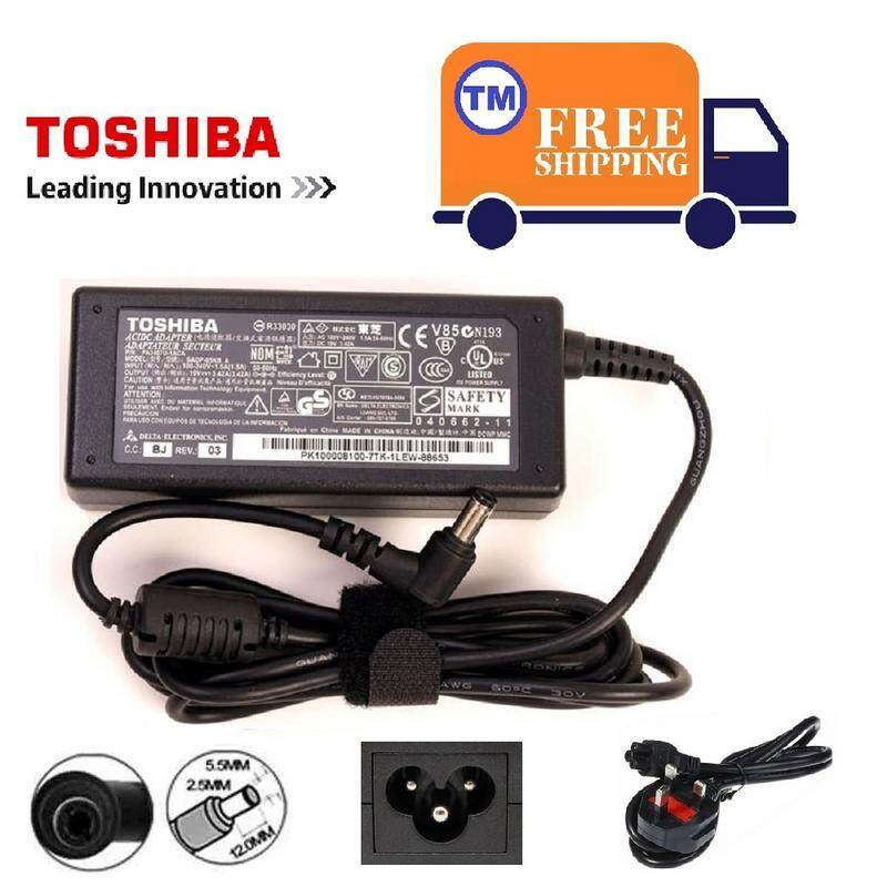 TOSHIBA Satellite L35-S2206 Laptop Adapter Charger 19V 3.42A 5.5*2.5mm (65W)