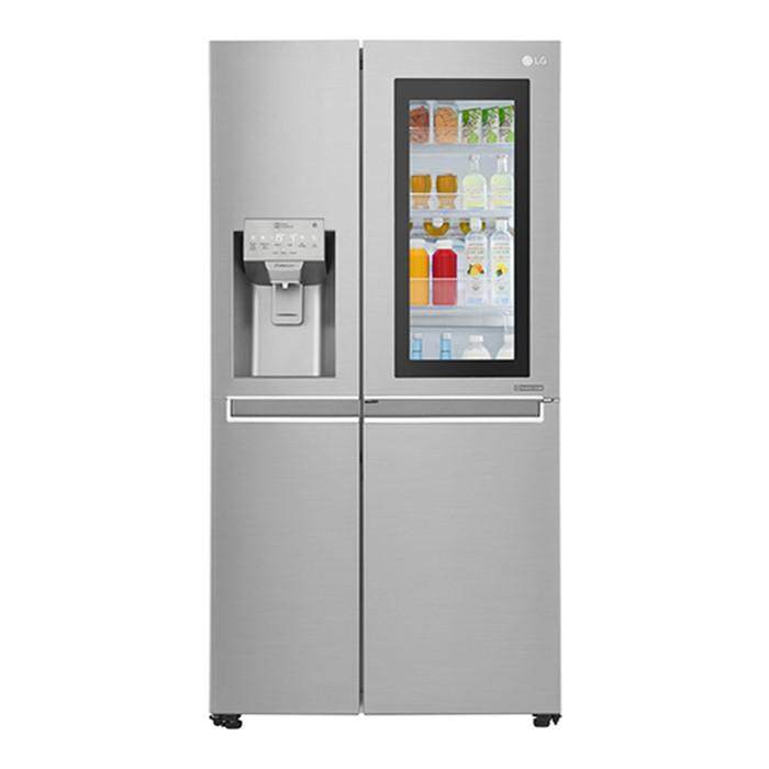 LG GC-X247CSAV FRIDGE SIDE BY SIDE G675L INSTAVIEW DOOR IN DOOR INVERTER LINEAR