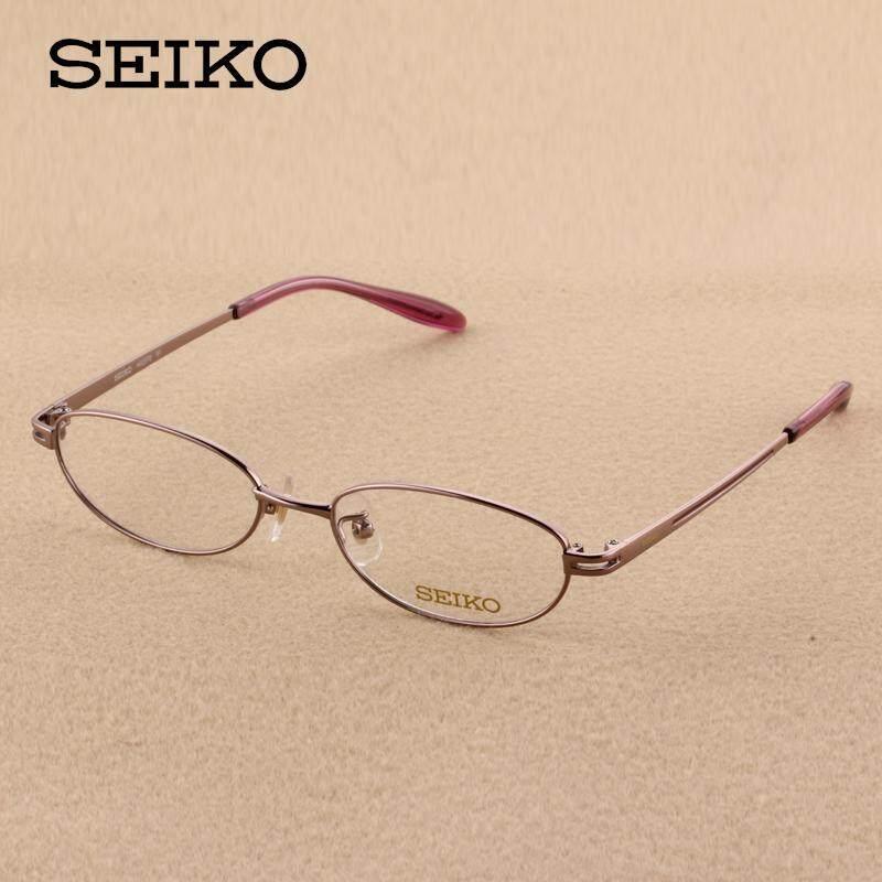 Seiko Titanium Murni kacamata rabun dekat kacamata Bingkai kacamata Model  Wanita ketinggian ratusan kecil Bingkai Bingkai b37e9f1d8e