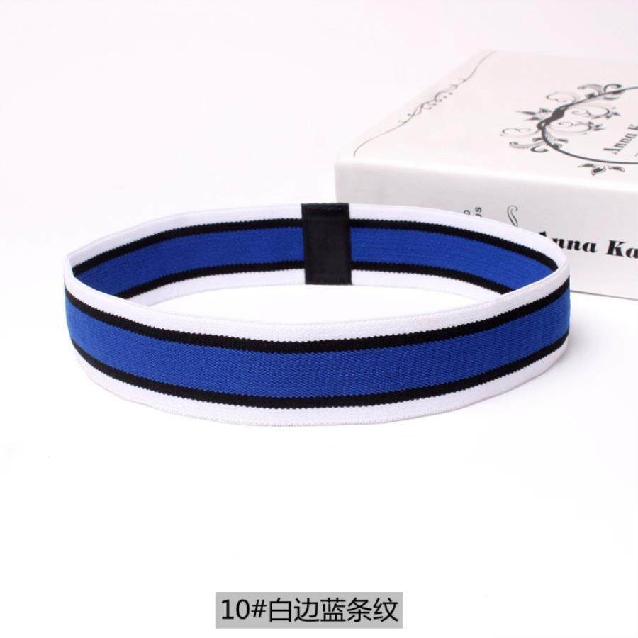 Complimentary One, And Received Two Of Them Unisex Fashion Headband Elastic Headband Letter Yoga Sweat Scarf Hair Band Running