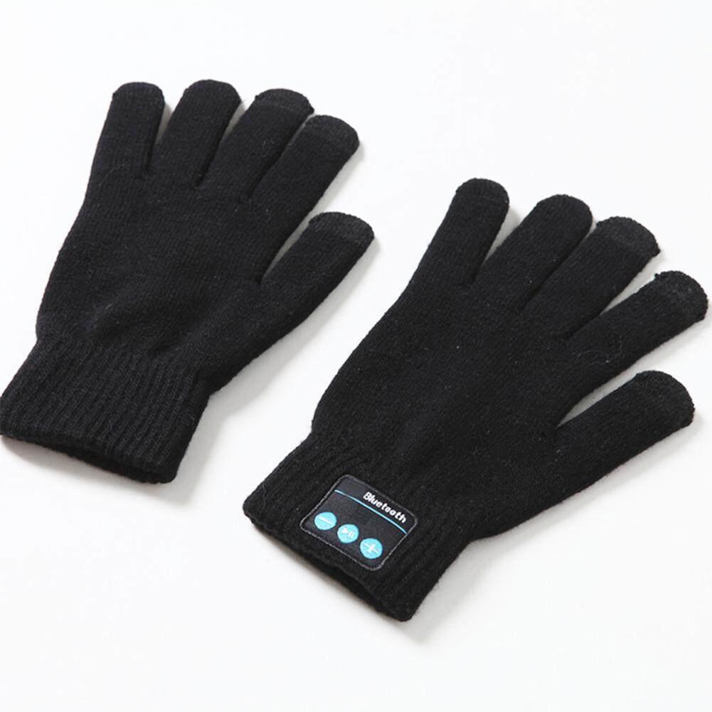 Găng tay Găng Tay Thu Đông Cho Điện Thoại Di động Bluetooth Tích Hợp Loa/Micro