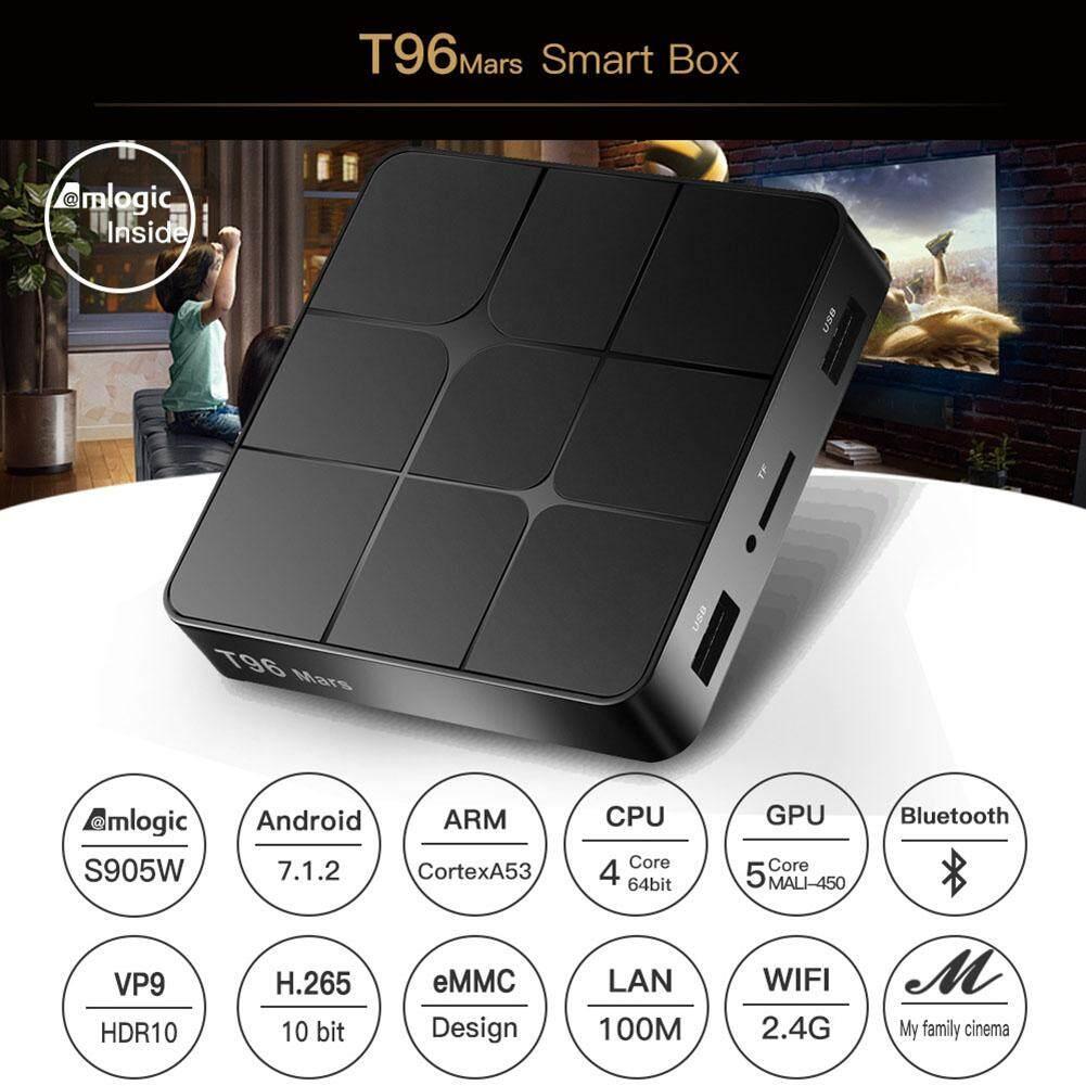 Smart Android TV Box Android 7 1 RK3229 Quad Core 4K 1GB/8GB HD Media  Player TV Box
