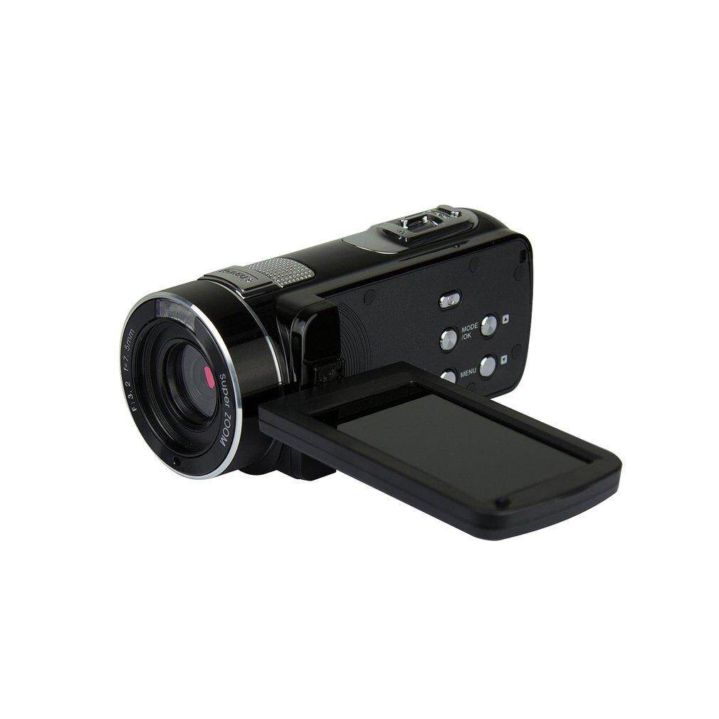 Hot Sales 24MP 1080 HD Digital Camera Anti-Shake Camcorder Video CMOS Micro Camera