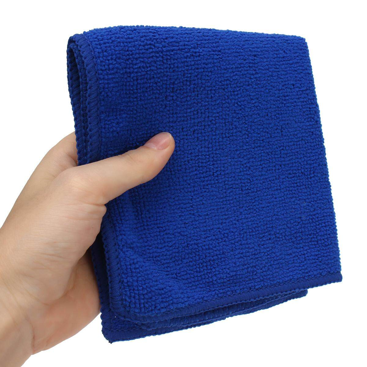 "Clay Bar Microfibre Mitt Washing Car Cloth Towel Detailing Cleaning Cloth 12""x12"