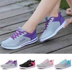 beautymaker 2018 New Arrivals Fashion Women Casual Walking Running Trainner Sport Sneaker