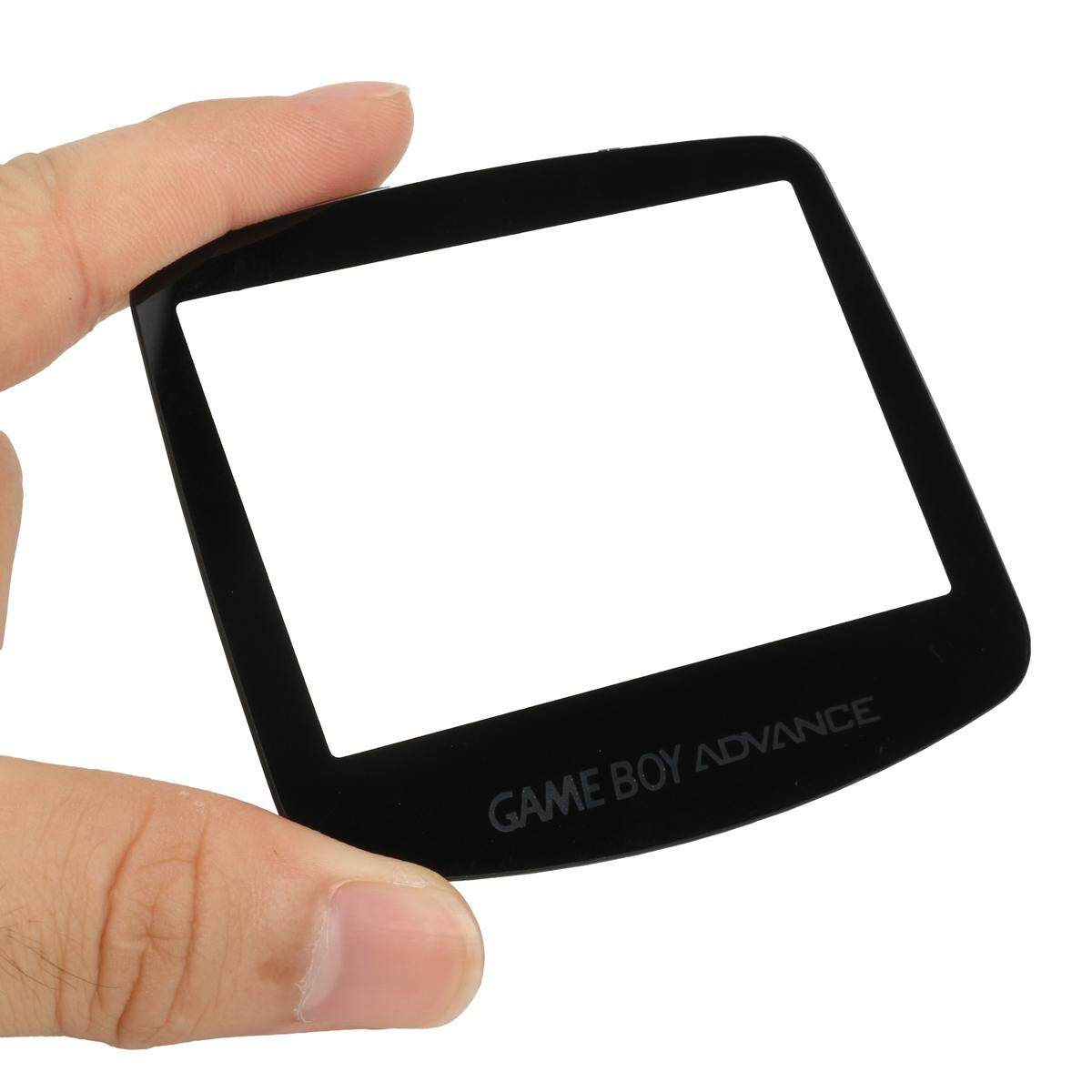 For Game Boy Advance GBA Holographic GLASS Screen Lens Scratch Resistant