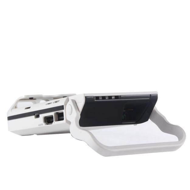 Bessky Di Động Điện Ảnh Mini Tiện Dụng Máy Chiếu Cho IPhone 6 và IPad Với 3000 mAh Công Suất Đa Chức Năng