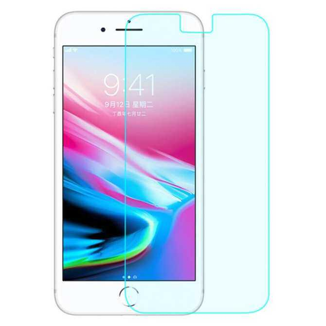 M_home Ultra thin 0.2mm Shockproof Smudge Resistant 3D Curved Tempered Glass Screen Protector For iPhone 8 Plus