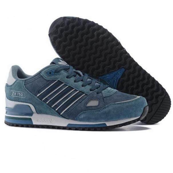 a d i d a s/Originals/Zx750 Mens Running Sneaker Shoes Fashion Trainers Skate Shoes Outdoor Walking Jogging Sneakers, (Blue/Grey) giá rẻ
