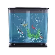 Bể cá cảnh mini bằng nhựa