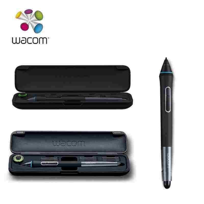 MegaStar Wacom Intuos KP 503E Graphic Tablet Stylus Replacement Pen for Wacom Intuos 4 / 5 Intuos Pro Cintiq Series Tablets KP-503E