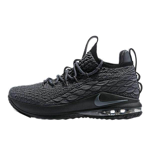 65e1c8520 Nike LeBron 15 Low Comfortable Basketball Shoe Fashion Sport Sneaker (Dark  Grey)