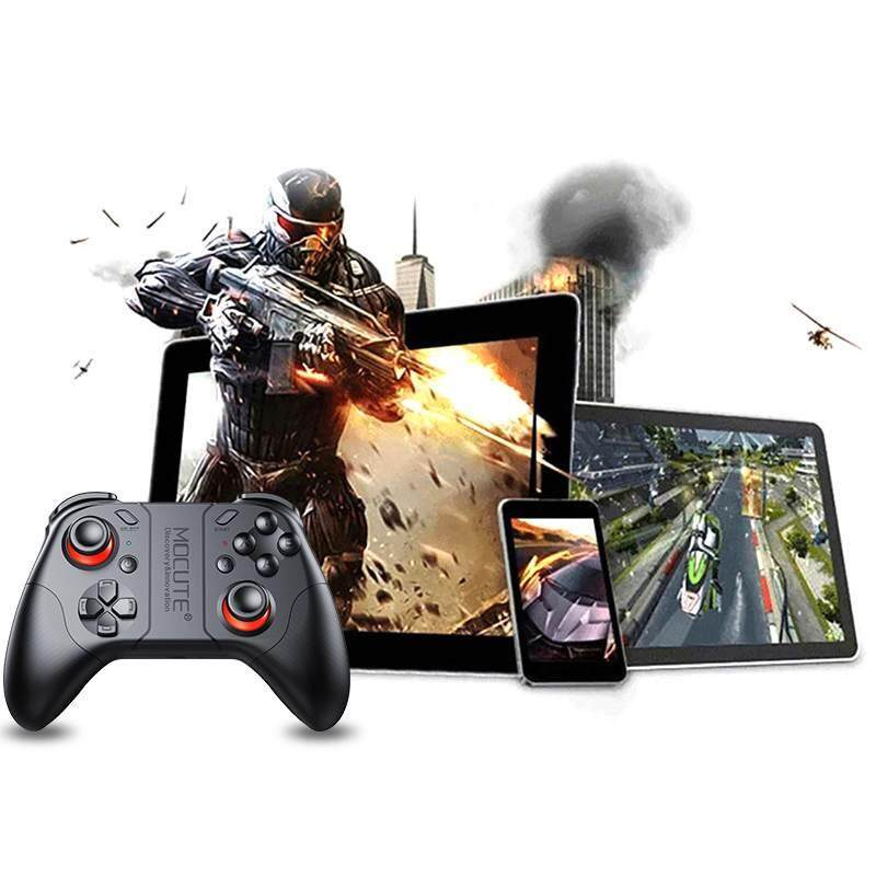 huyia Mocute 053 Bluetooth Wireless Gamepad Game Remote Controller For Tablet PC Android TV Box - intl