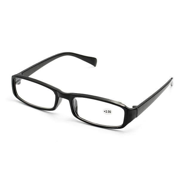 250 Derajat Pria Wanita Tua Kacamata Baca Bahan Resin Ultra Ringan Kacamata  Presbiopi HD Kacamata 2a72700f46