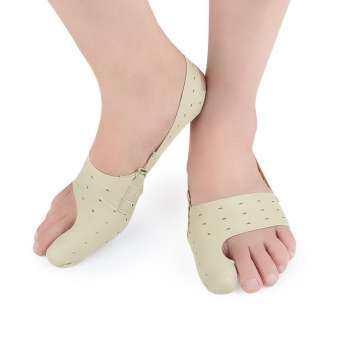 GoodGreat เจล Pad, บรรเทาอาการเจ็บปวมถุงเท้า, ที่ยืดหัวแม่มือที่รองปุ่มหัวแม่เท้ารักษาปวด Hallux Valgus HAMMER Toe Joint(not a pair)-