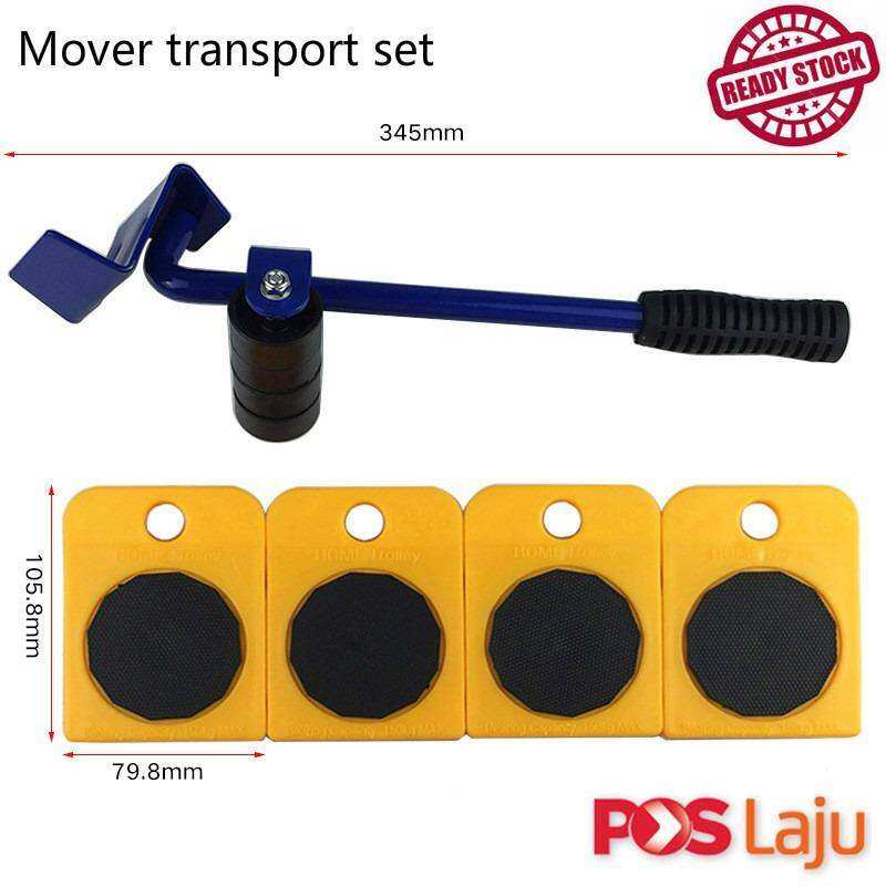 Furniture Moving artifact Furniture Lifter & Furniture Slides (Mover Rollers) - intl