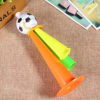 FC Fan Plastic Horn Bugle Soccer Football Games Loud Noise Trumpetparty Toy L - Intl