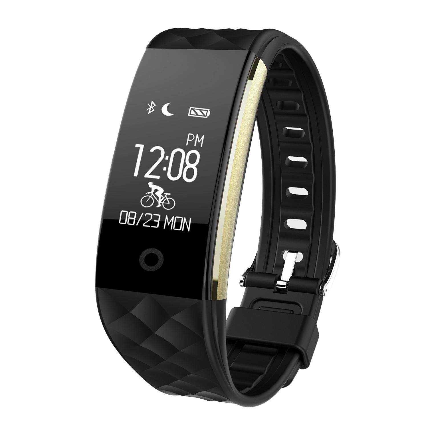 ouhofus Health Pedometer Bluetooth Sync Smart Watch Phone Bracelet For IOS Android Samsung IPhone