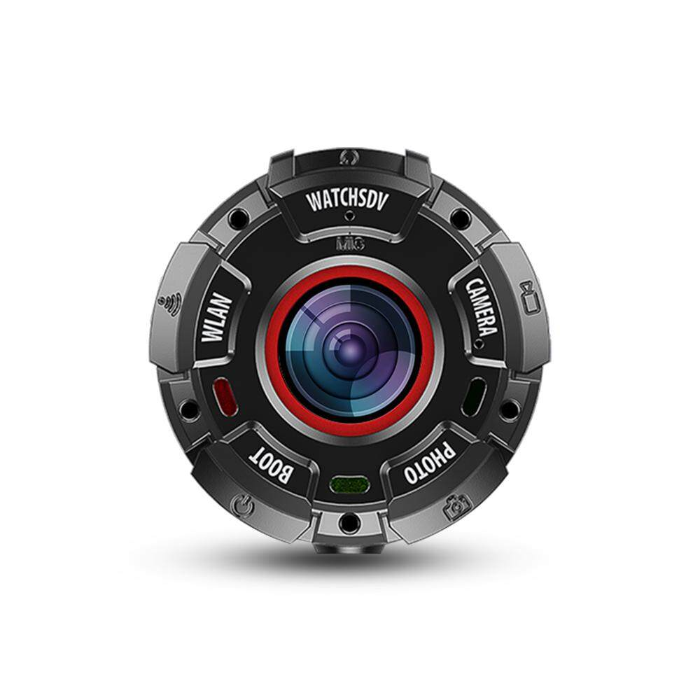 Smart Sport Camera 1080P 720P Video Recording IP68 Waterproof Fashion Compact Wearable Magnetic Sports Camera