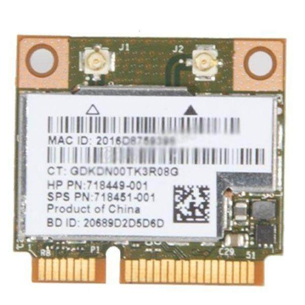 For HP For Broadcom BCM943228HMB WIFI Wireless Wlan N BT Bluetooth 4.0 Half MINI Card