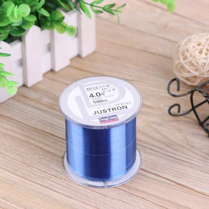 500m Fluorocarbon Resin Nano Strong Leader Line Outdoor Sea Fishing Rope(4.0 .