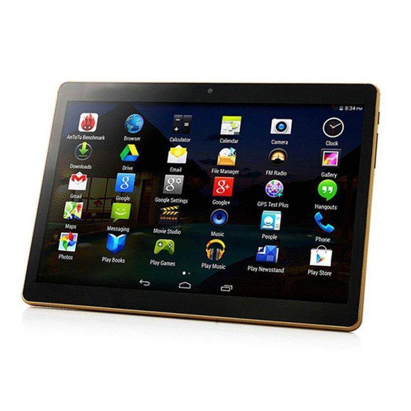 Carcool 10.1 Inch Eight Cores Tablet PC RAM 4G ROM 64G Dual Card Dual Camera