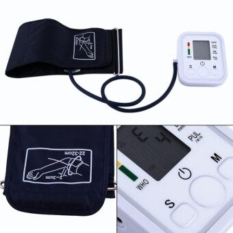 Yushong Automatic Heart Rate Detection Blood Pressure Monitor