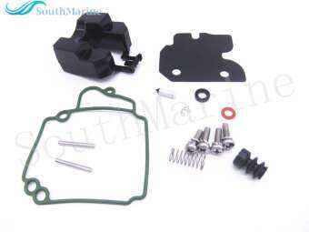 Boat Motor Carburetor Repair Kit 6BL-W0093-00 for Yamaha 4-stroke 25hp outboard Engine F25 T25 F25D -