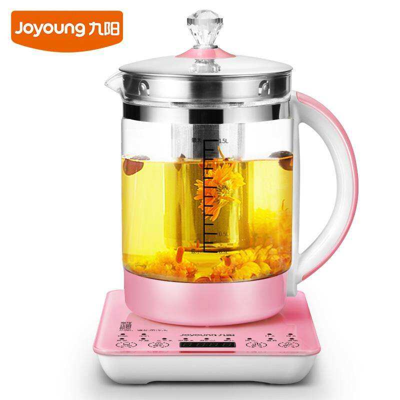 Joyoung K15-D05S automatic multifunctional free filter thick glass tea pot