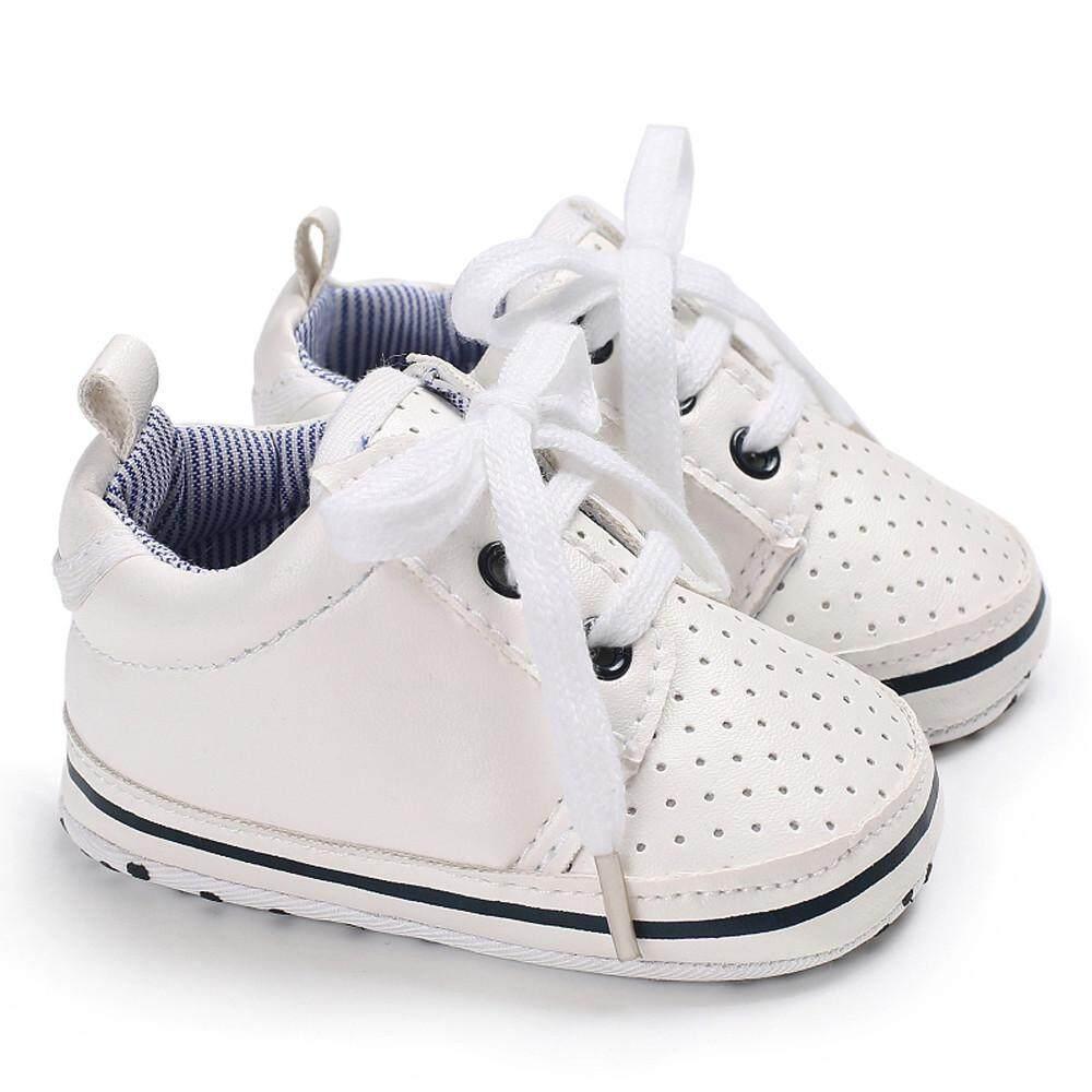 Greatsell Balita Dasi Bayi Alas Kaki Lembut Crib Sepatu Bayi Anak Laki-laki Anak Perempuan