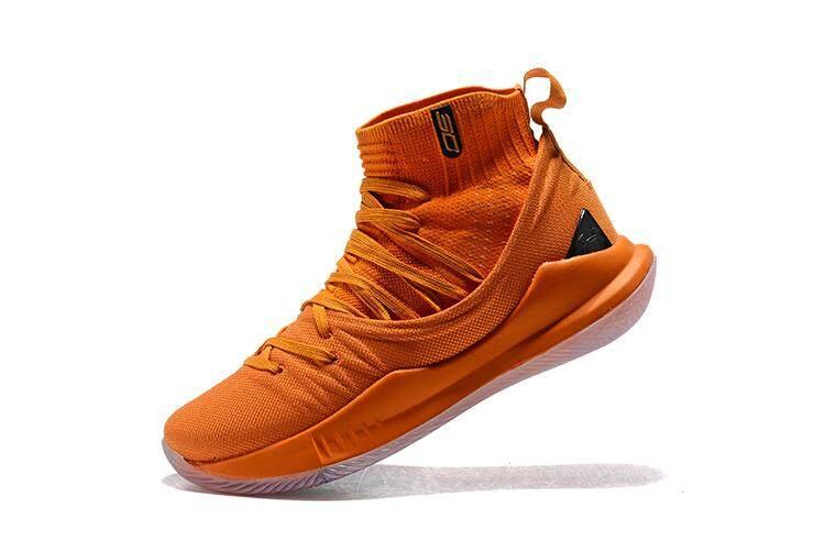 5b3fafddf93 Original Under Armour Official Stephen Curry Curry 5 Mid Top Basketball  Shoe MENS SC EU 40