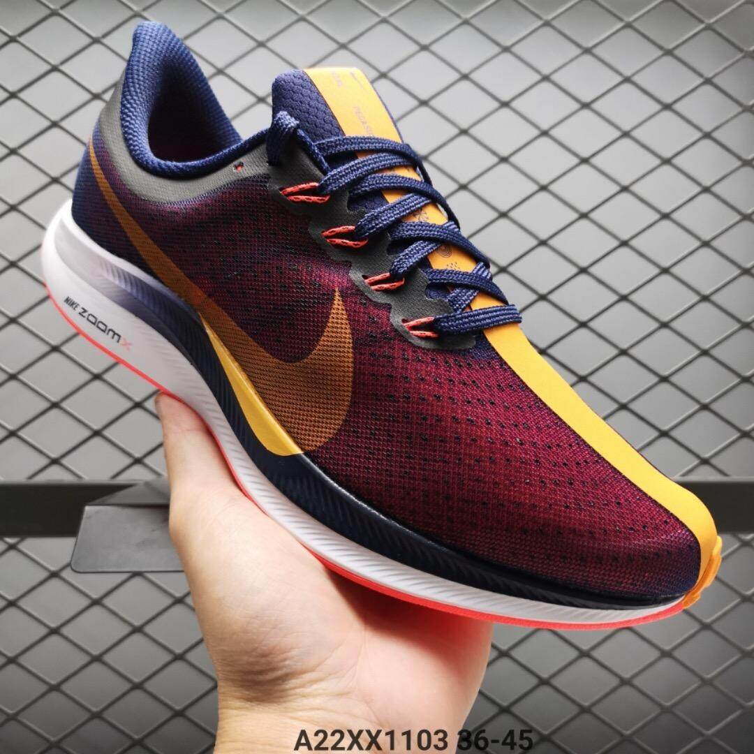 cd884d17601 Nike_Shoes Air Zoom Pegasus 35 Turbo men running shoes(Red/Yellow) zoom988