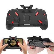 HiQueen Nút Chơi Game Joystick Chơi Game Điện Thoại Di Động Trò Chơi Kích Hoạt Lửa Nút L1R1 Bắn Điều Khiển AK21 cho PUBG Tay Cầm Chơi Game Giá Đỡ Chân Đế