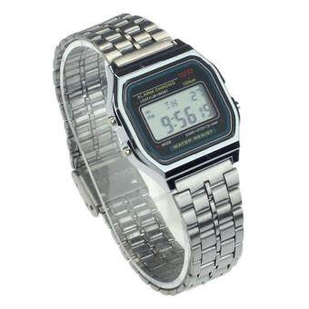 Men Watch Women Watches Fashion Wrist Plain air popular F91W ultra-thin steel electronic form