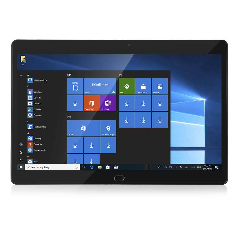 Chuwi CoreBook CWI542 2 in 1 Tablet PC 13.3 inch Windows 10 Home Version Intel Core m3-7Y30 Dual Core 2.6GHz 8GB RAM 128GB SSD ROM Dual WiFi Double Cameras Type-C