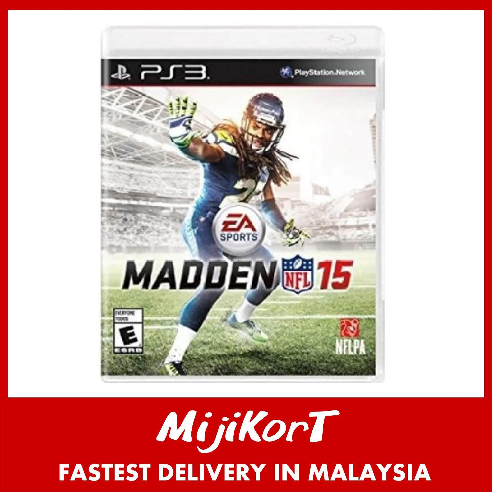 Electronic Arts Madden NFL 15 PS3 Image