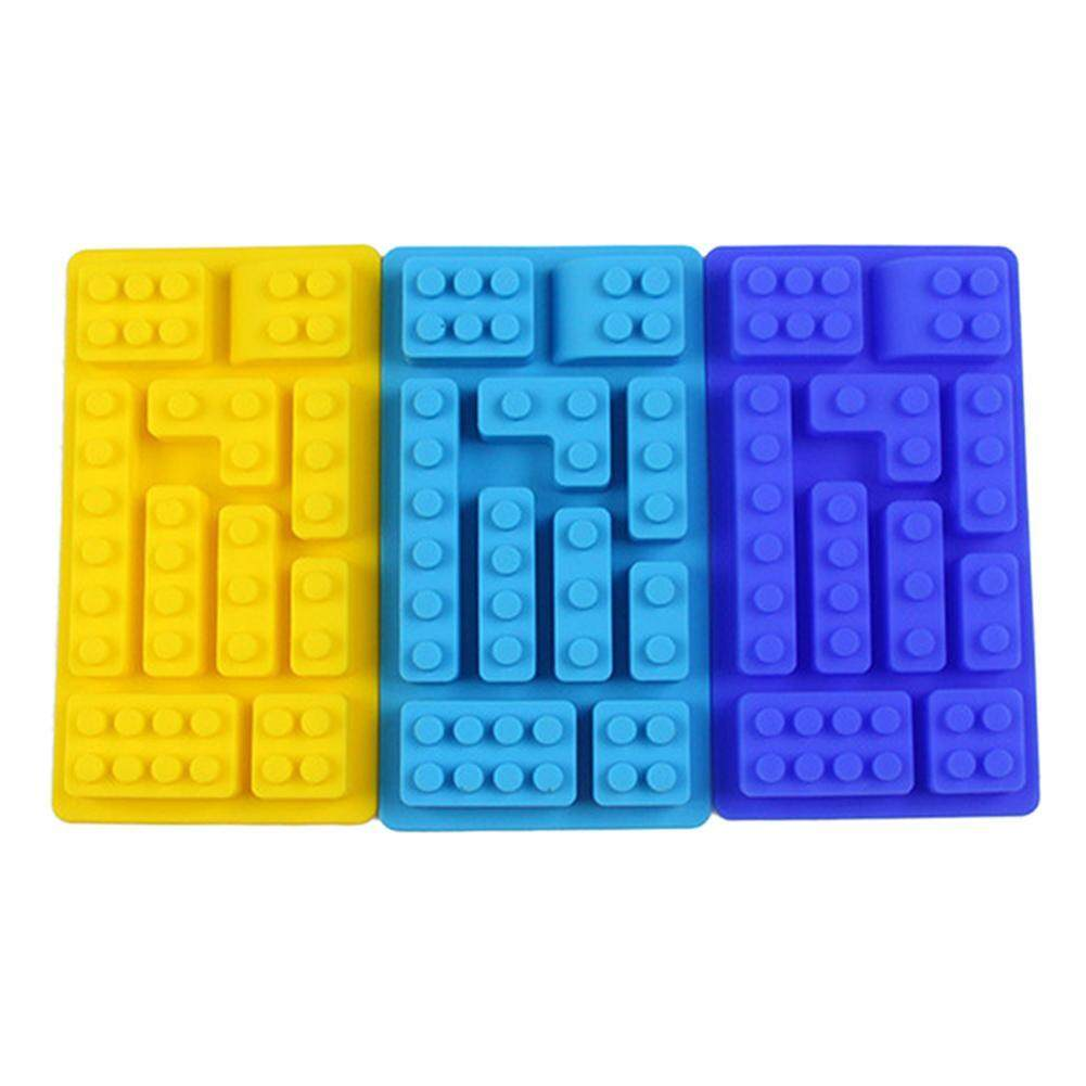 (Enter Our Store All Product Enjoy Free Shipping)Silicone Rectangular Ice Lattice Mold Chocolate Cake Mold Baking Tools Tray
