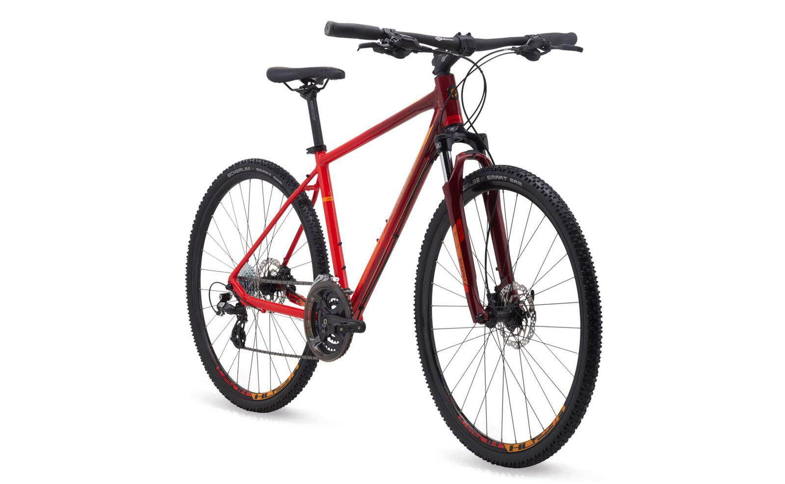 2018 Polygon Heist 2.0, 29er Hybrid Commuter Bike