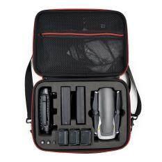 niceEshop Portable Storage Pack Waterproof Hand-held Bag Carrying Case Organizer With Anti-Shock Foam For DJI MAVIC AIR Drone