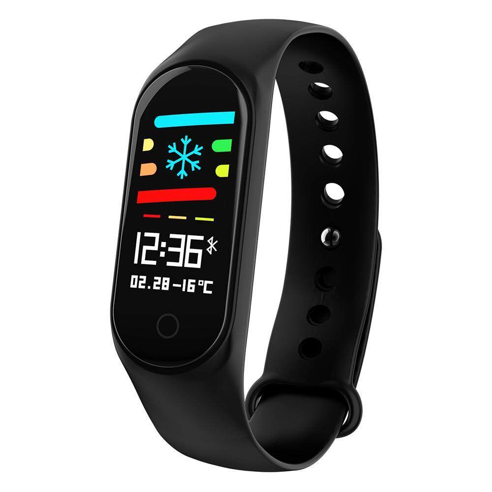 Umiwe Multifunction Smart Wristband for Students Worker - 0.96inch M3S Smart Wrist Band Sleep Sports Fitness Activity Tracker Pedometer Smart Wristband
