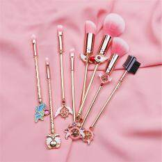 cardcaptor card captor sakura clear cards makeup Cosmetic Foundation brush wands