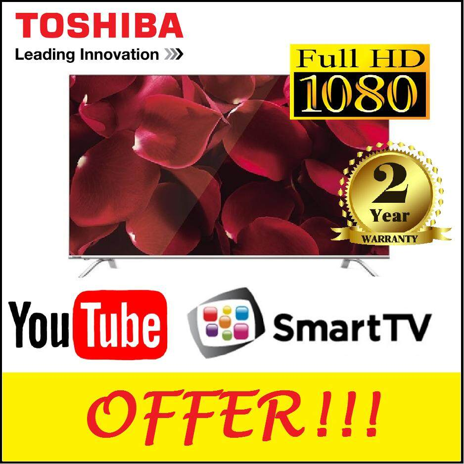 "Toshiba SMART LED TV 40"" FULL HD 1080p 40L5650VM Image"