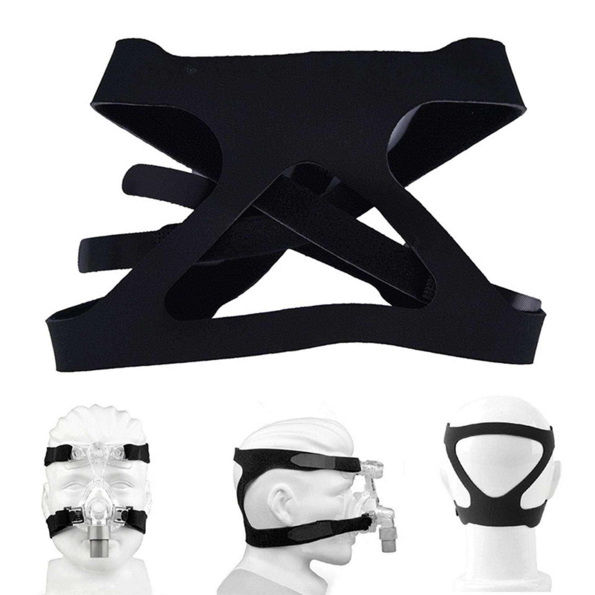 Headgear Gel Full Mask Replacement Part CPAP Head band for Resmed comfort off SP - intl