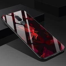 Case For Huawei Maimang 6 / Nova 2i / Huawei RNE-AL00 5.9″ inch Case Glass Soft TPU Silicone Cartoon Pattern Phone Cases Cover For Maimang 6 / Nova 2i / Huawei RNE-AL00 Case – intl Cực Rẻ Tại yayun