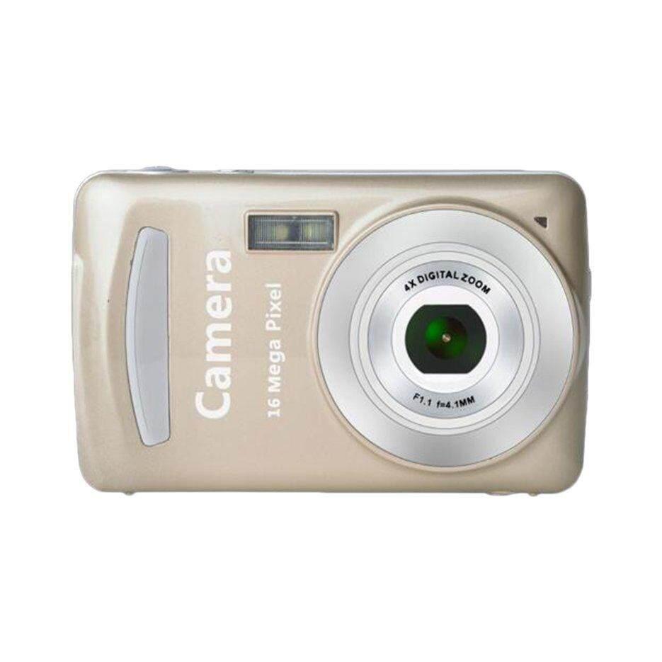 So sánh giá BELLE Portable Mini 2.4 inch TFT LCD Screen Display High-definition Shooting Camera Gold Tại Bellelove