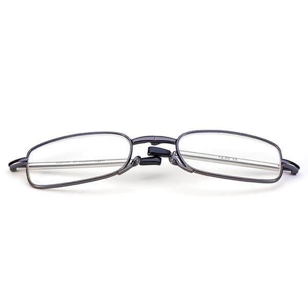 150 Degree Men Women Foldable Reading Glasses With Glasses Case Presbyopic Glasses
