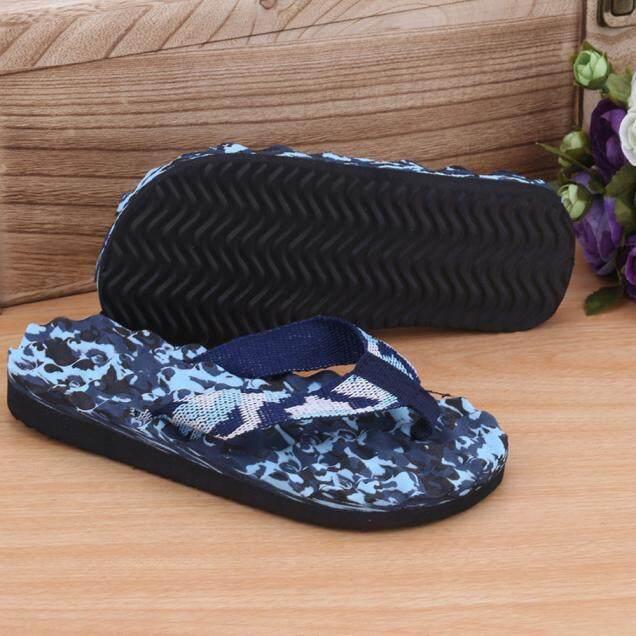 Men Summer Camouflage Flip Flops Shoes Sandals Slipper Indoor /& Outdoor