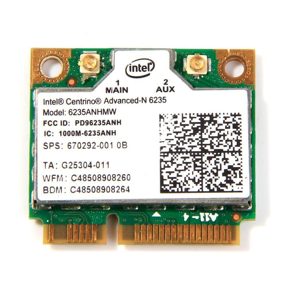300Mbps For Intel Centrino Advanced-N 6235ANHMW WIFI Bluetooth 4.0 Mini PCI-E Card